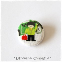 Badge en Tissu  « Collection LES BADGES  – LES PILOTES (1)  »